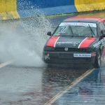 Ariel e Rafael Barranco tiveram dois motores quebrados na prova.