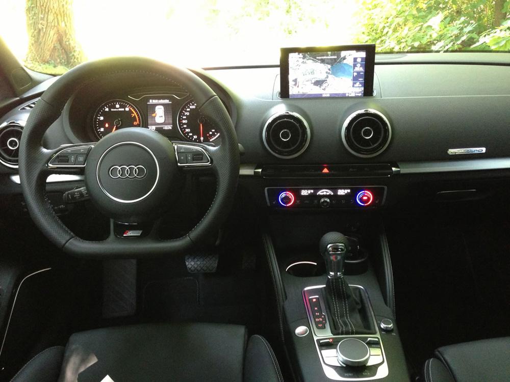 Audi A3 Sedan 1 4 Turbo Est 225 Nas Revendas Automanianet