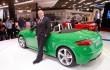 Audi no Salão