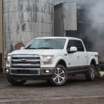 Ford F150 King Ranch 2015.