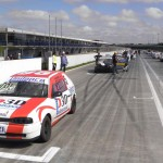 Rodrigo Kostin largou na pole da Turismo 1.6.