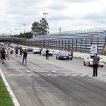 Maior grid da etapa, as categorias Terra contaram com 40 participantes.