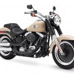 Harley-Davidson Fat Boy® Special com novos freios.