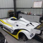 Novo design do Protótipo Predador.