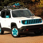 Jeep Renegade Frostbite.