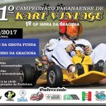 Cartaz do 1.º GP Serra da Graciosa.