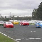 Volta de apresentação da Turismo 5000.