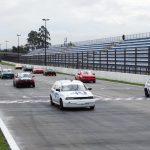 Largada das categorias Turismo 1.6.