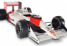 McLaren de Ayrton Senna