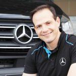 Jefferson Ferrarez, diretor de Vendas e Marketing Vans da Mercedes-Benz do Brasil.