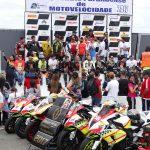 Todos os pilotos do Paranaense de Motovelocidade.