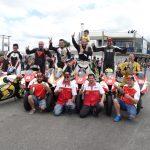 Equipe Tom Racing fez a festa no AIC.