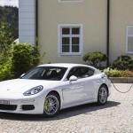Porsche Panamera-S E-Hybrid.