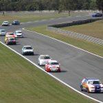 Primeira corrida das categorias Marcas.