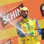 Thiago Camilo venceu a primeira corrida.