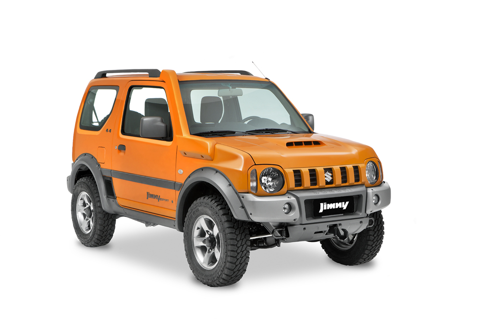 suzuki lan a jimny 4sport 2015 automanianet. Black Bedroom Furniture Sets. Home Design Ideas