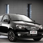 Etios Platinum Hatch 2015.