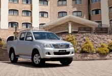 Toyota Hilux SRV FFV 4x2