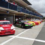 A Turismo 5000 reuniu 14 carros em seu grid.