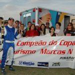 Primeiro título na Marcas N da Copa Turismo GNV.