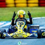 Pedro Aizza vence a 3ª rodada do SPR e assume a liderança da Júnior Menor.