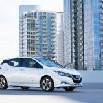 Nissan LEAF e+ 2019.