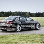 Novo Audi A8.