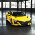 2020 NSX Indy Yellow Pearl.