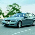 BMW Série 3 Touring.