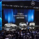 Dr. Dieter Zetsche, apresenta a linha Mercedes-Benz Cars Classe-S Coupé e Cabriolet.