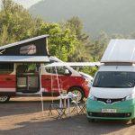 Nissan apresenta dois modelos de casas sobre rodas na Espanha
