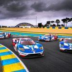 24 Horas de Le Mans 2017.