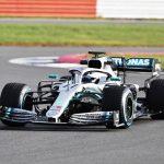 Mercedes-AMG Petronas Motorsport, F1, Silverstone Valtteri Bottas, Shakedown, F1 W10 EQ Power+.
