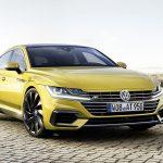 """Volkswagen Arteon é eleito o """"Melhor dos Melhores"""" e o """"Sedã do Ano 2017""""."""