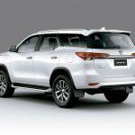 Toyota SW4 2020.