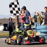 Breno Ranzan Ebrahim, da categoria Mirim é a terceira geração da Família Ebrahim a seguir carreira no Automobilismo.