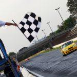 Vitória de Armin Kliewer na Turismo 5000.