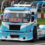 Caminhão Volvo da equipe Maistro Racing.