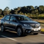 Renault Logan 2020.